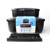 Joyboxx - Hygienic Storage System Black